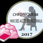 Logo du prix des auteurs inconnus et de Nualiv