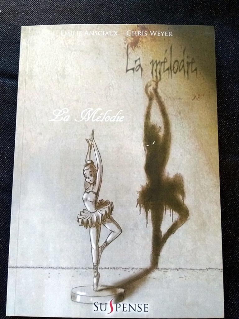 La Mélodie de Emilie Ansciaux et Chris Weyer