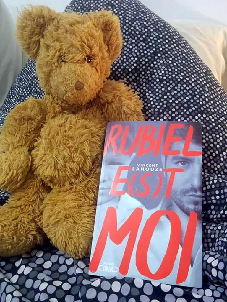 Rubiel e(s)t moi - Vincent Lahouze