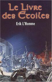Couverture du : Livre des étoiles d'Erik L'Homme