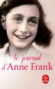 couverture du livre : le journal d'Anne Franck