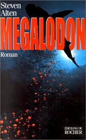 couverture du livre : Megalodon de Steven Alten