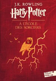 Couverture du tome 1 de : Harry Potter de J.K. Roling