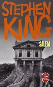Couverture du livre : Salem de Stephen King