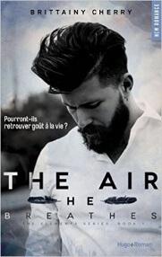 Couverture du roman : The air de Brittainy C.Cherry